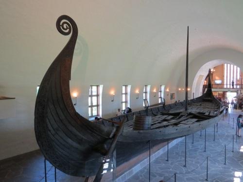 Image result for vestfold viking ship