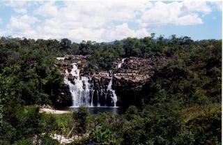 Cerrado Protected Areas