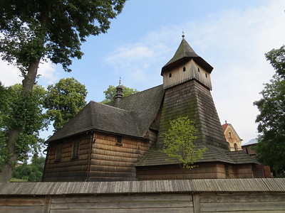 Wooden Churches of Southern Malopolska