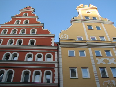 Stralsund and Wismar