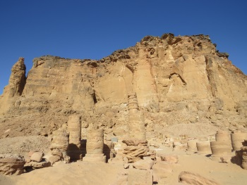 Gebel Barkal - World Heritage Site - Pictures, Info and ... on