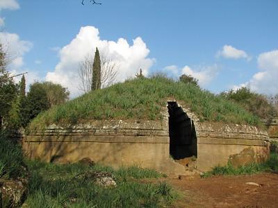 Etruscan Necropolises