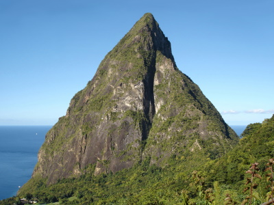 Pitons Management Area