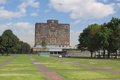 Central University City Campus of the UNAM