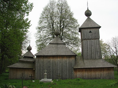 Wooden Churches of the Slovak Carpathians