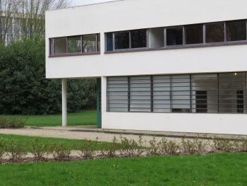 The Architectural Work of Le Corbusier