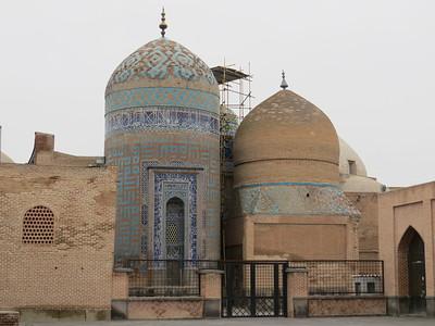 Safi al-Din Ensemble in Ardabil