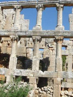 Ancient villages of Northern Syria