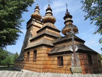 Wooden Tserkvas of the Carpathian Region