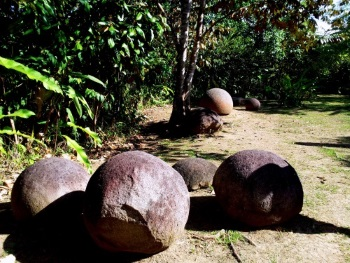 Stone Spheres of the Diquís