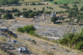 Archaeological site of Philippi