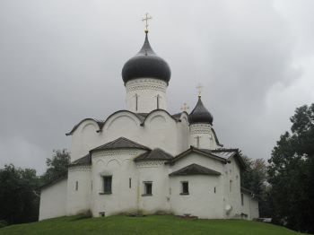 Churches of the Pskov School of Architecture