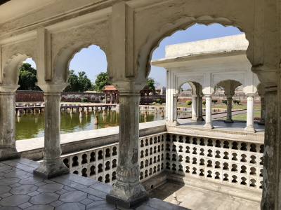 Fort and Shalamar Gardens