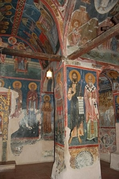 Painted Churches in the Troödos Region