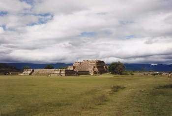 Oaxaca and Monte Alban