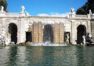 Royal Palace at Caserta