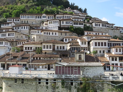 Berat and Gjirokastra