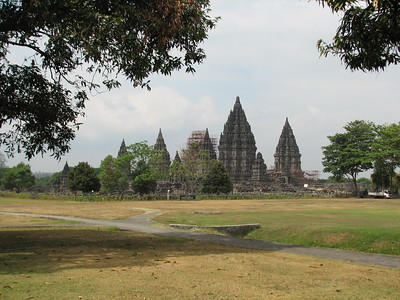 Prambanan - World Heritage Site - Pictures, Info and Travel