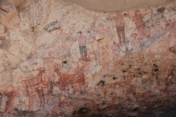 Rock Paintings of the Sierra de San Francisco