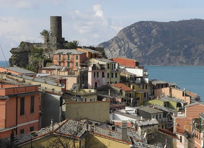 Portovenere, Cinque Terre, and the Islands