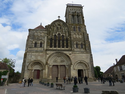 Image result for Vézelay, Church and Hill: