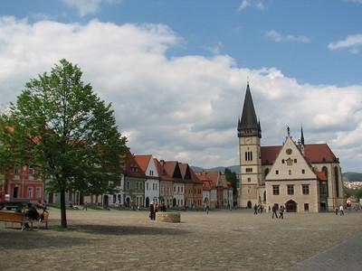 Bardejov Town