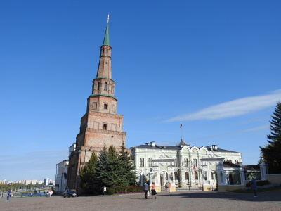 Kazan Kremlin - World Heritage Site - Pictures, Info and Travel Reports