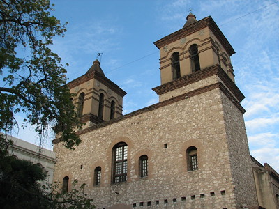 Jesuit Block and Estancias of Córdoba