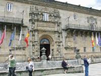 Santiago de Compostela by John Booth
