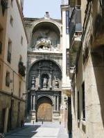 Route of Santiago de Compostela by John Booth