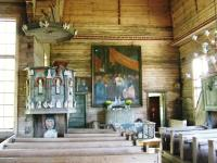 Petäjävesi Old Church  by John Booth