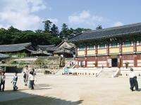 Haeinsa Temple by John Booth