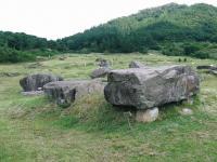 Gochang, Hwasun, and Ganghwa Dolmen by John Booth