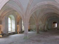 Cistercian Abbey of Fontenay by John Booth