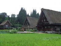 Shirakawa-go and Gokayama by John Booth