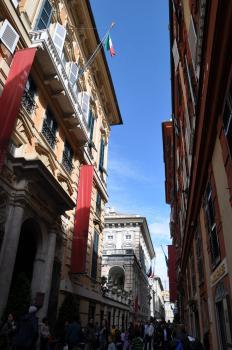 Genoa by Frederik Dawson