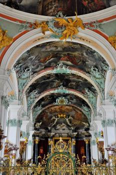 Abbey of St Gall by Frederik Dawson