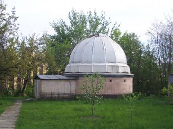 Astronomical Observatories of Ukraine (T) by Ian Cade