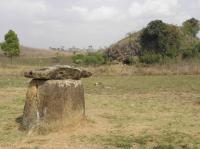 Sites Megalithiques de la province de Xieng Khouang (T) by Els Slots