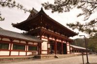 Ancient Nara by Frederik Dawson