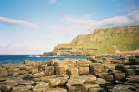 Giant's Causeway by Christer Sundberg