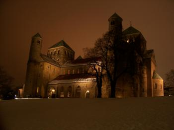 Hildesheim Cathedral and Church by Ian Cade
