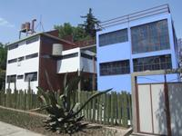 Diego Rivera and Frida Kahlo's Home-Study Museum (T) by Solivagant