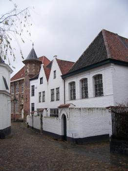 Flemish Béguinages by Ian Cade
