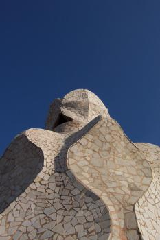 Works of Antoni Gaudí by Ian Cade