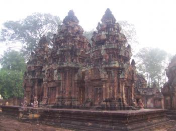 Angkor by Ian Cade