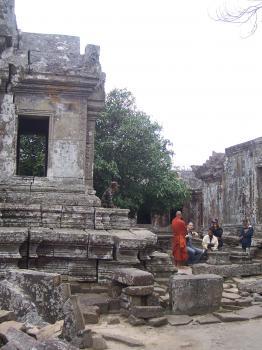 Preah Vihear Temple by Ian Cade