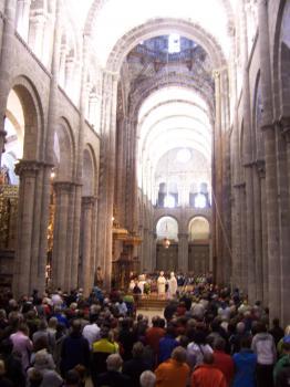 Santiago de Compostela by Ian Cade
