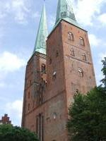 Lübeck by John Booth