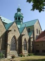 Hildesheim Cathedral and Church by John Booth
